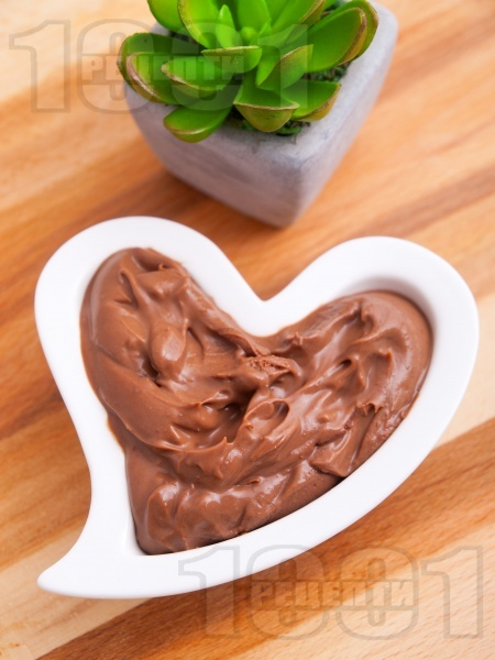 Лесен шоколадов крем - снимка на рецептата